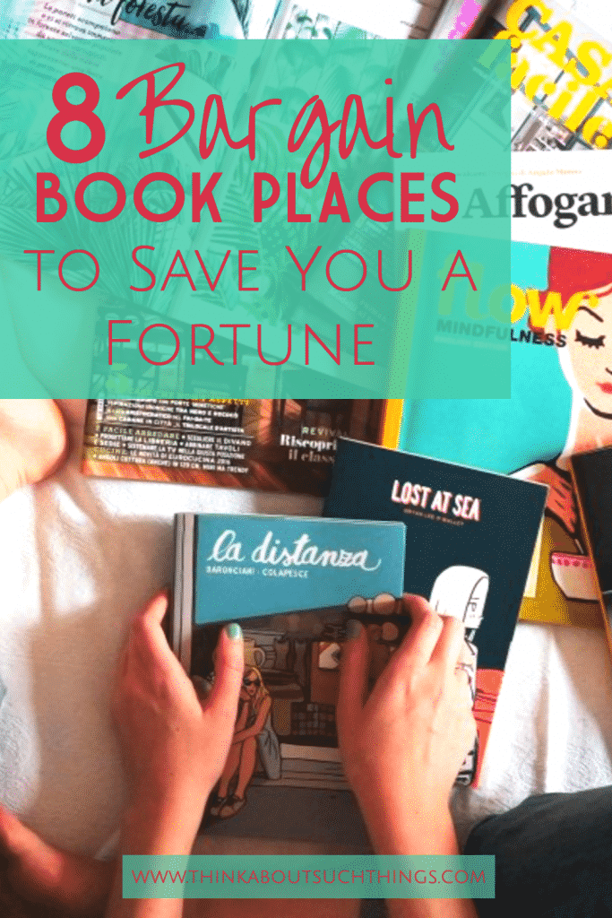 How to find cheap books 8 Bargain Book Places to Save You A Fortune