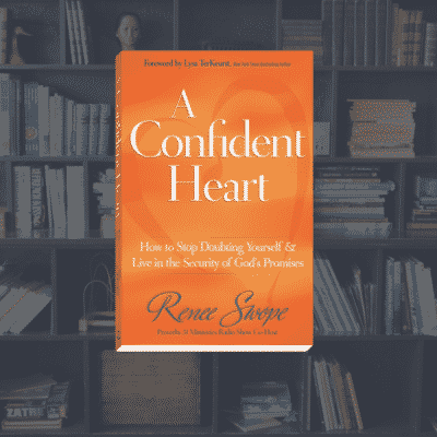 On My Bookshelf: A Confident Heart