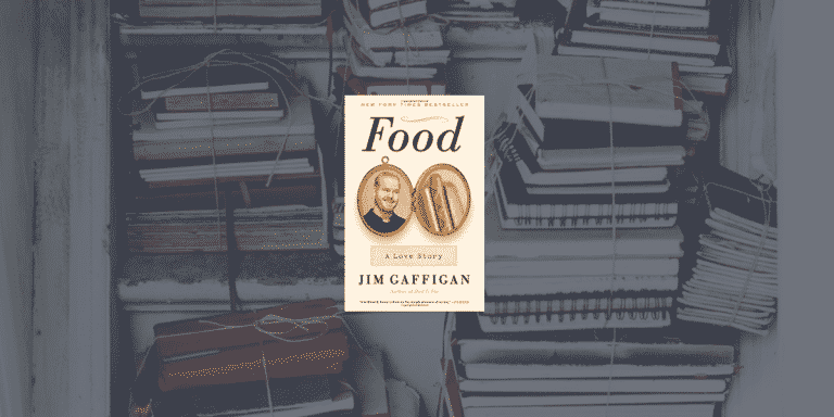 On The Bookshelf: Food: A Love Story
