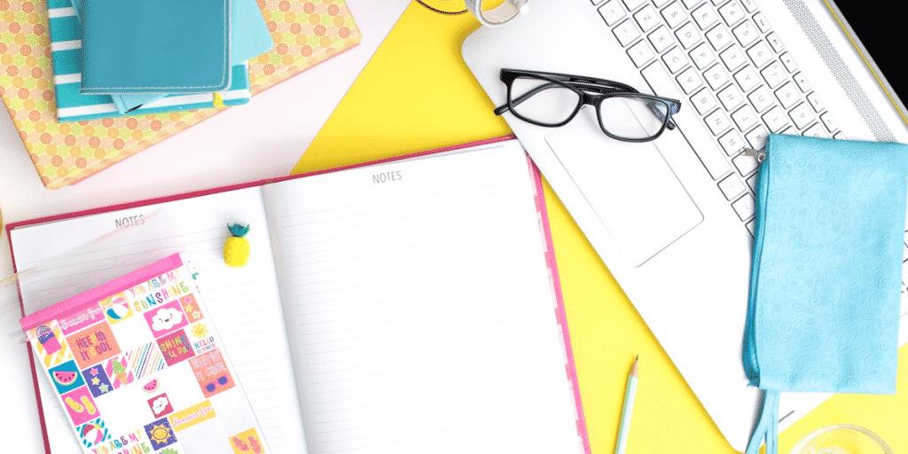 mentally prep to start a blog