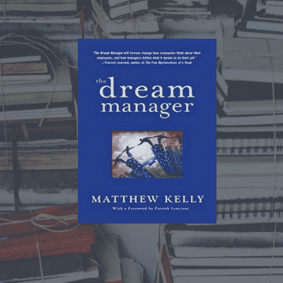On My Bookshelf: Dream Manager