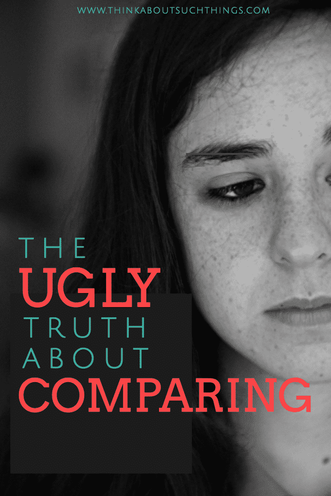 the ugly truth about comparing