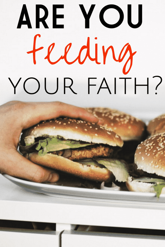 feeding your faith