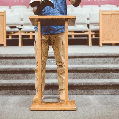 Free Sermon Note Taking Printable For Church