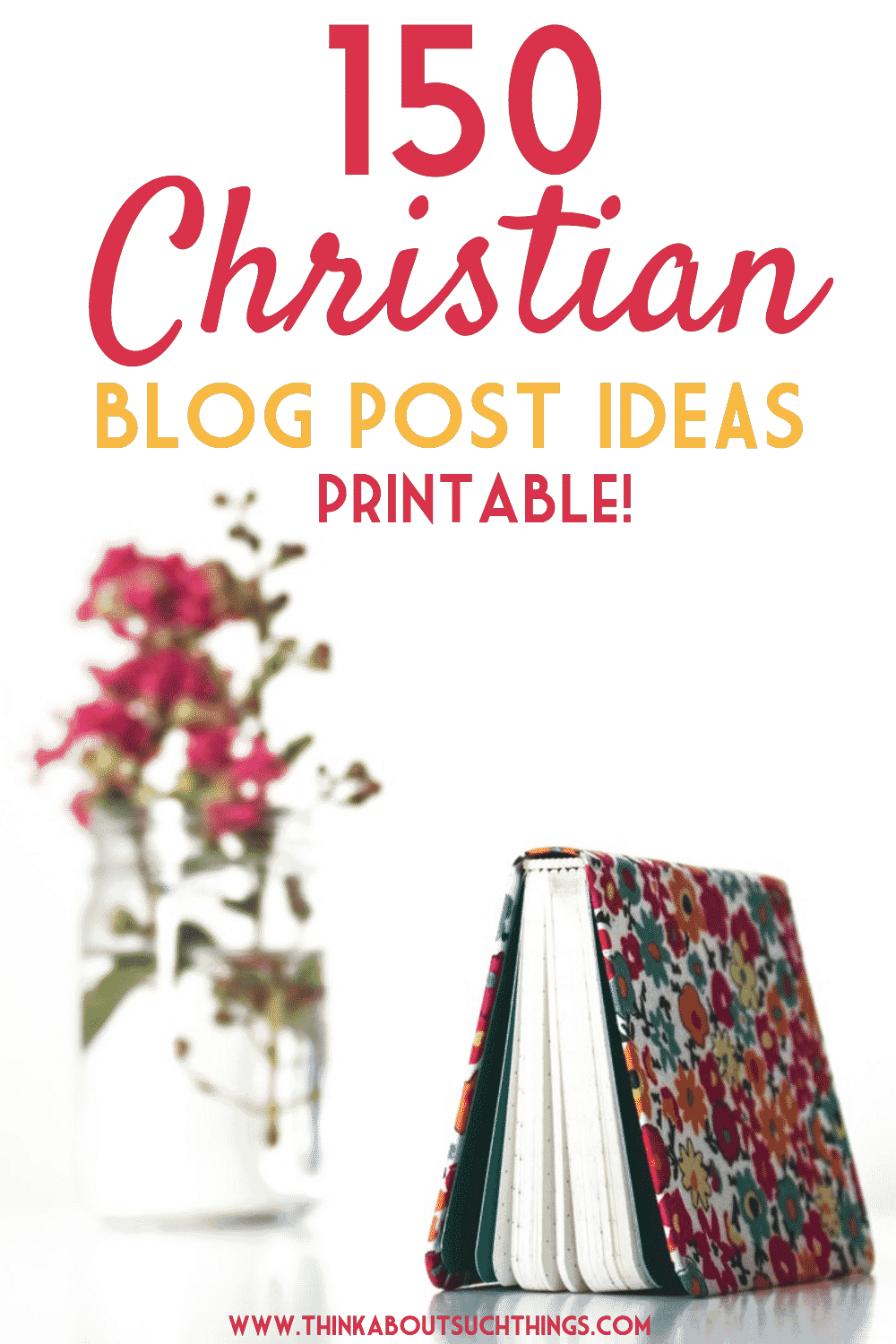 Christian blog post ideas