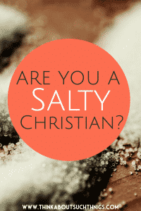 What Does It Mean to Be the Salt of the Earth? Let me clear the air before we get started. In our English vocabulary salty means tasting of. #faith #Jesus #bible  #Christian #Scripture