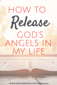 See what God says about releasing your angels!