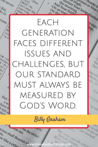 Billy Graham Quotes on the Bible