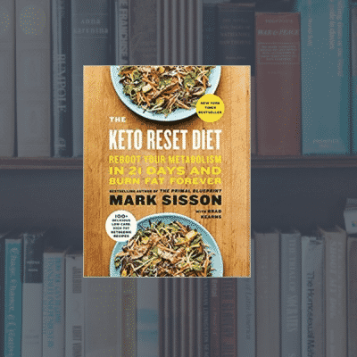 On My Bookshelf: The Keto Reset Diet