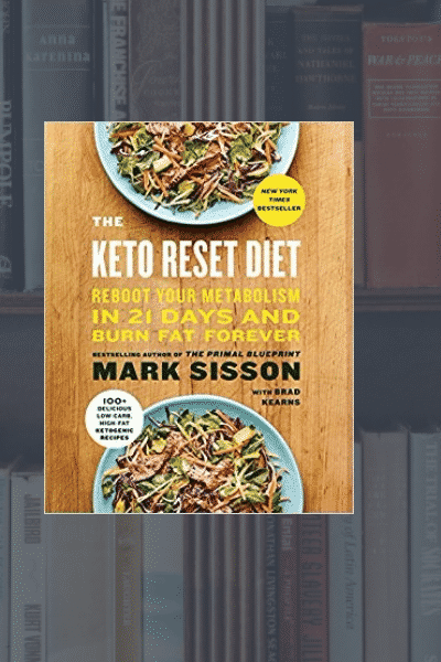 On My Bookshelf: The Keto Reset Diet