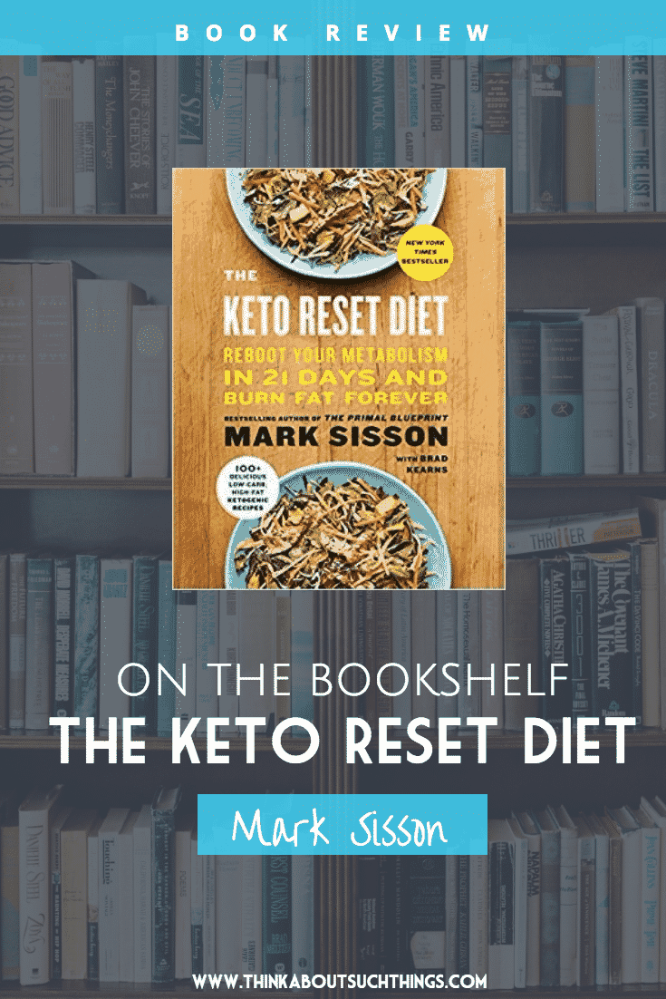 Mark Sisson - The Keto Reset Diet book review