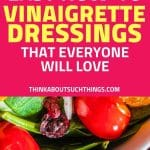vinaigrette dressing recipe