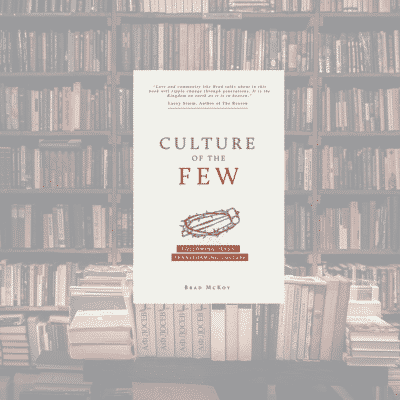 On My Bookshelf: Culture of the Few