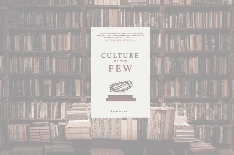 On My Bookshelf: Culture of the Few