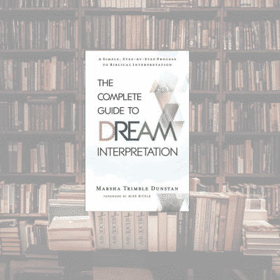 On My Bookshelf: The Complete Guide to Dream Interpretation