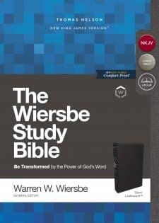 Wiersbe Study Bible