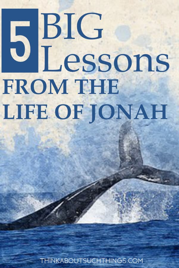 Bible Life Lesson from Jonah