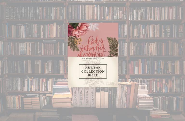On My Bookshelf: NIV, Artisan Collection Bible