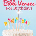 Birthday Verses Birthday Pin 2