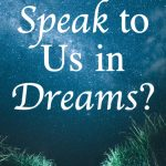 Have you ever wondered does God speak to us in dreams? Are you having God dreams? Let's take a deep look into the Bible and see what it says about visions of the night. It's important as Christians we learn about dreams interpretation. Start remembering dreams of the past and see if God is speaking to you. #prophetic #dreams #dreaminterpretation #faith #christian #jesus #bible