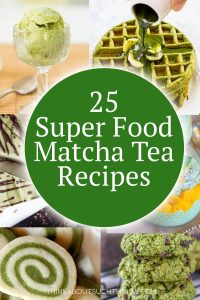 green matcha recipes