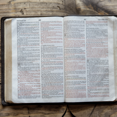 12 Creative Bible Reading Plans