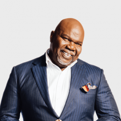 T.D Jakes motivational quotes blog feature picture