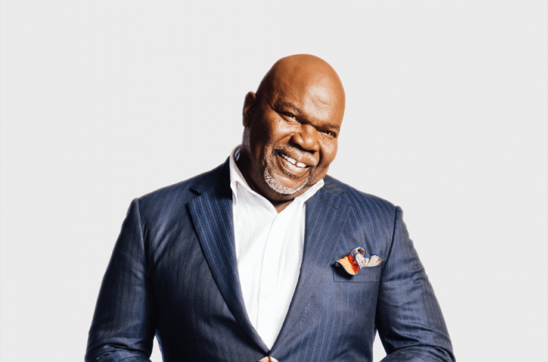 30 T.D Jakes Motivational Quotes that will Impact your Faith