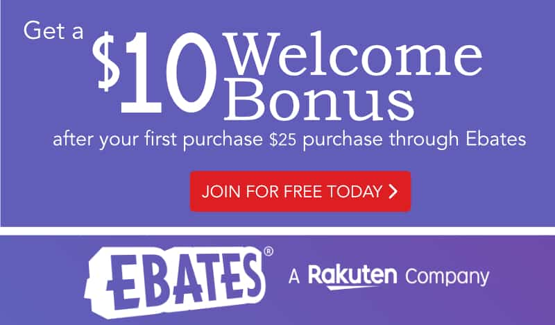 Ebates is safe and reliable company join today