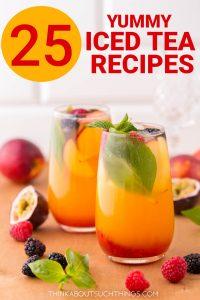 Yummy Iced Tea Recipes