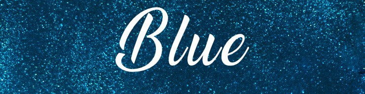 Blue is a powerful color in the bible. It's spiritual meaning reflect the heavens and the Holy Spirit.