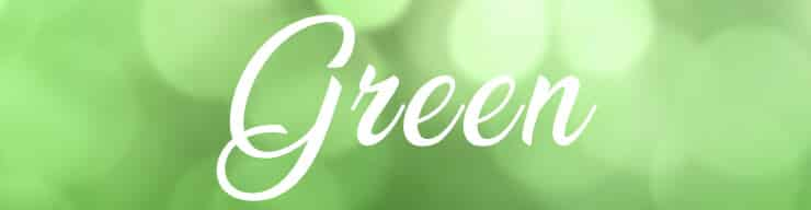 What does the Bible say about colors? Find out what the spiritual meaning of green is