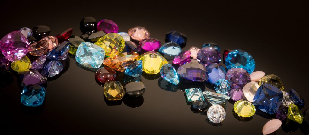 colored gemstones of the Bible