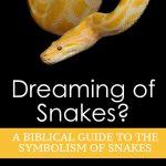 Snake in dream