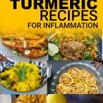 Recipes with Turmeric