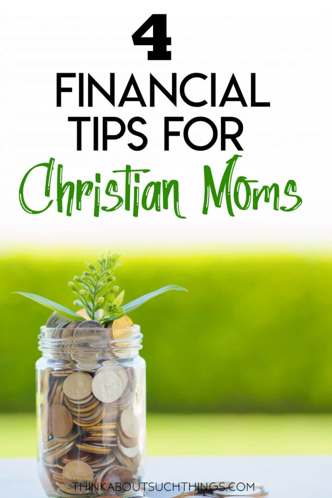 Financial tips for Christians