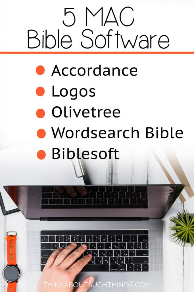 5 bible software for mac apple