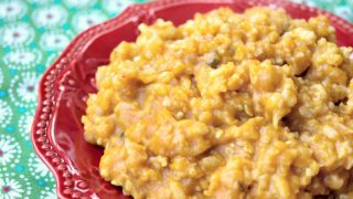 Crock-Pot Pumpkin Risotto Recipe!