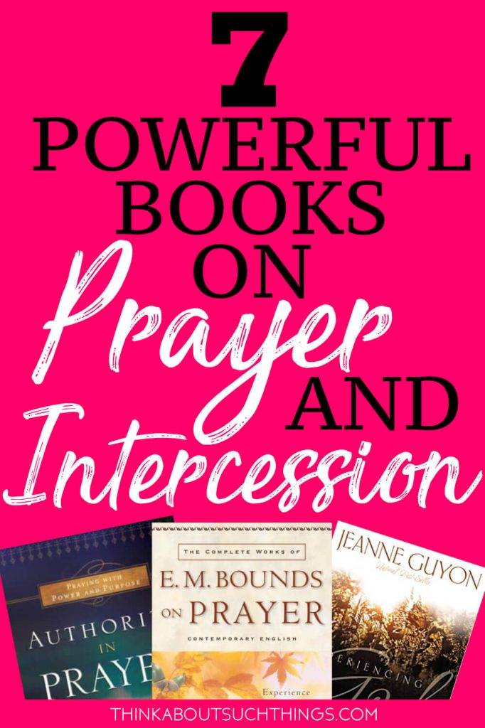 Learn to become prayer warriors with these powerful books on prayer and intercessory prayer. They will teach you how to use the Word, authority and more. Learn spiritual warfare through prayer
