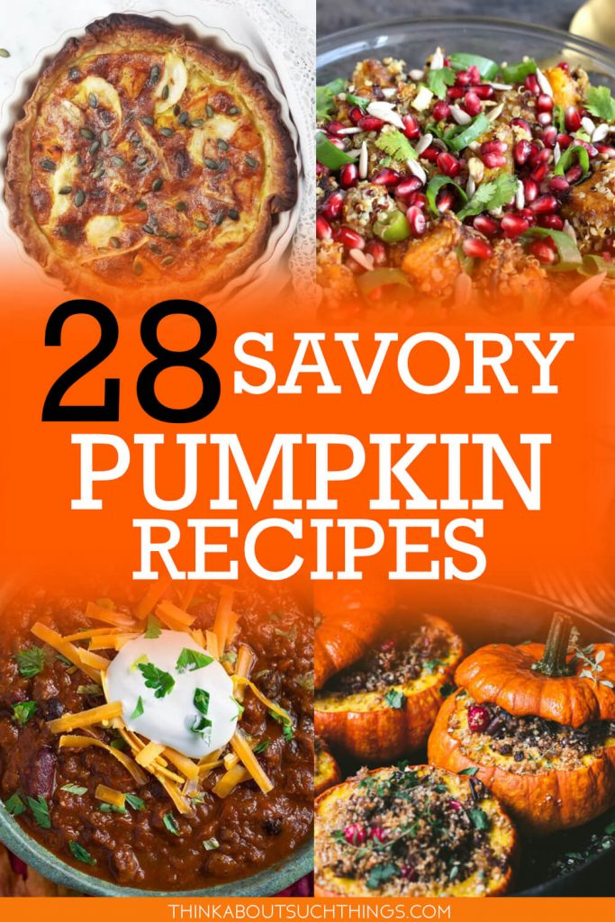Pumpkin Recipes for Thanksgiving