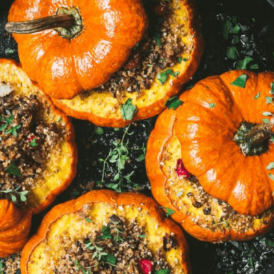 28 Savory Pumpkin Recipes to Enjoy This Fall