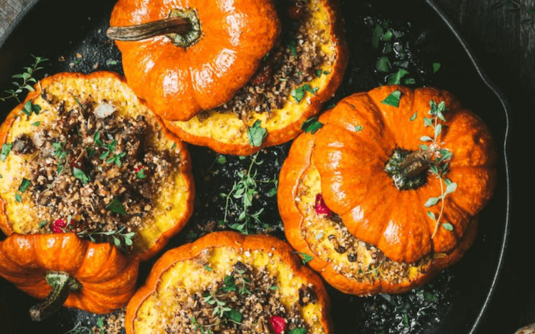 Not Sweet Pumpkin Recipes
