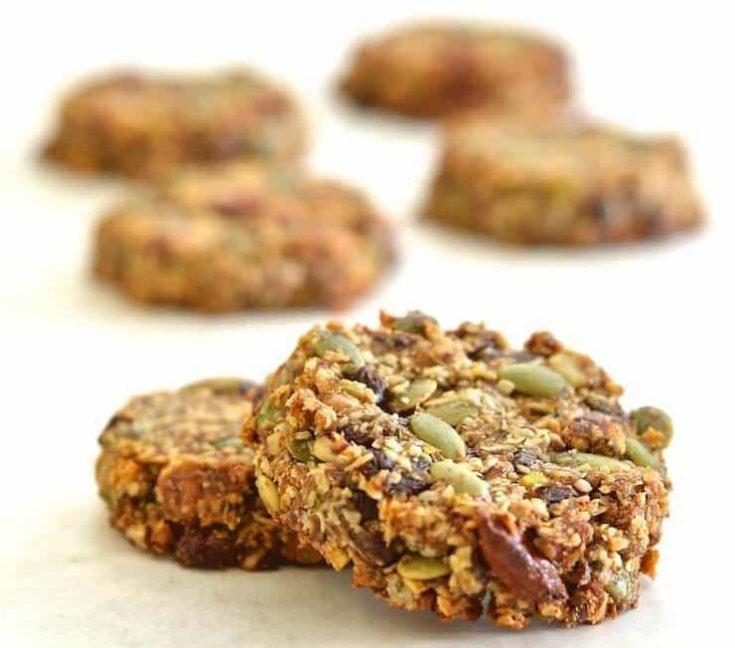 Super Seedy Power Cookies