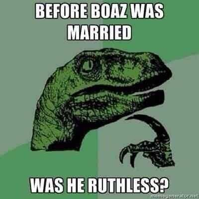 Funny faith meme boaz and ruth