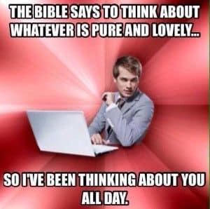 Bible meme