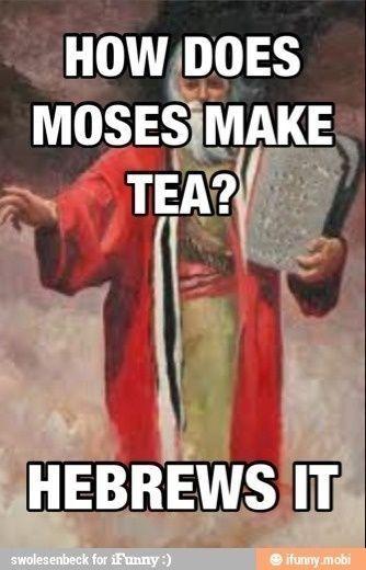 Funny Bible meme
