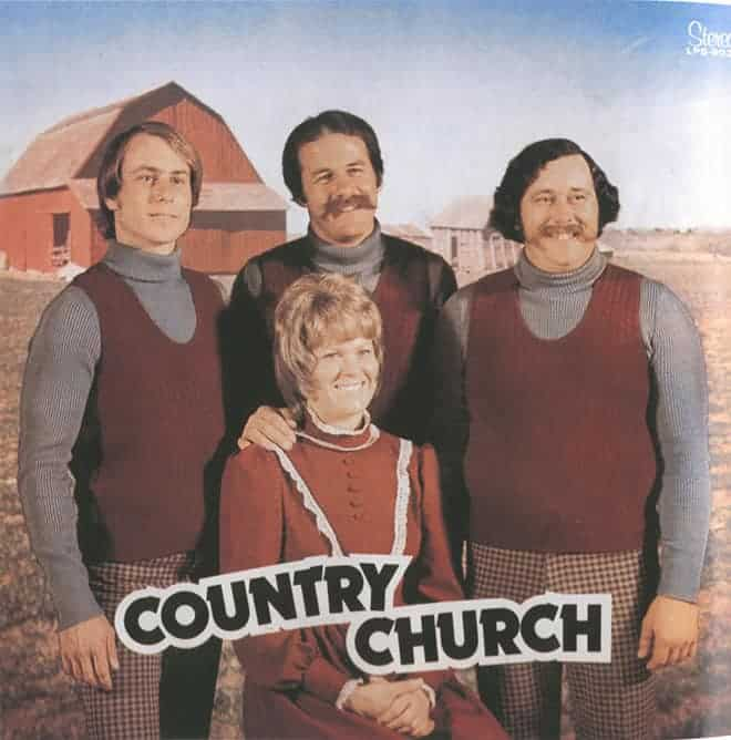 Funny Vintage Christian Records