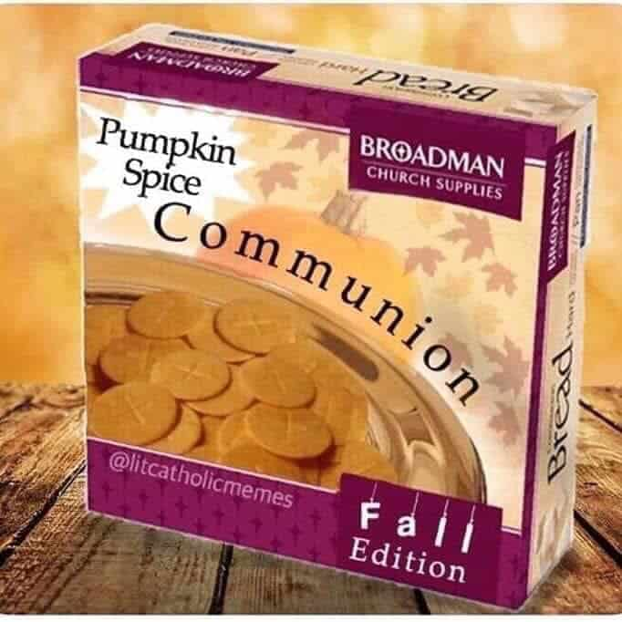Communion meme
