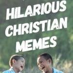 Christian Memes Pin