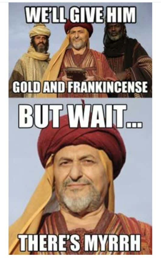 three wisemen meme